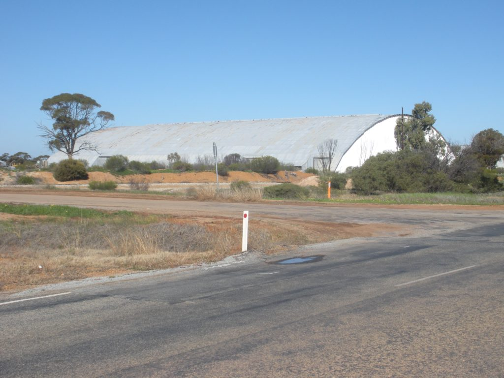 Merredin Munitions Storage