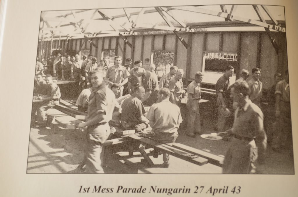 Nungarin Mess Hall