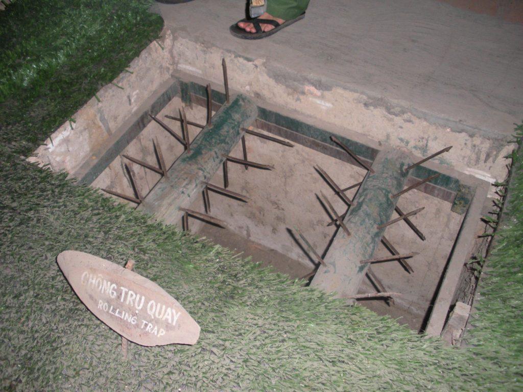 1966 Vietnam Spike Pit
